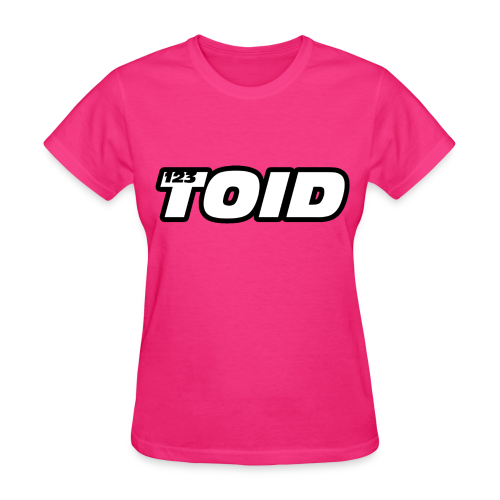 123Toid Custom Audio and Speaker Design - Women's T-Shirt