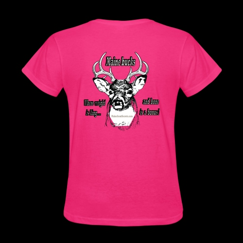 Maine Bucks - Women's T-Shirt