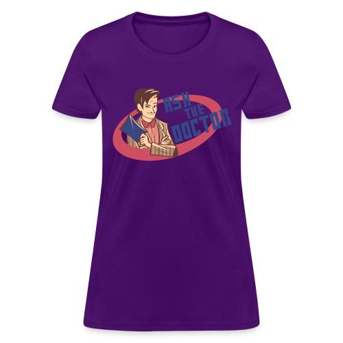 atdfinal - Women's T-Shirt