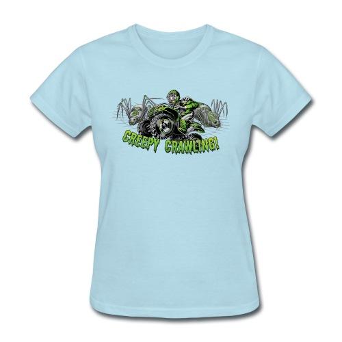 Creepy Crawling ATV - Women's T-Shirt
