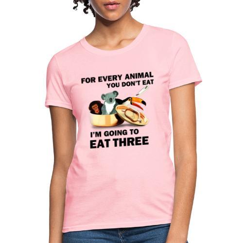 Every Animal Maddox T-Shirts - Women's T-Shirt