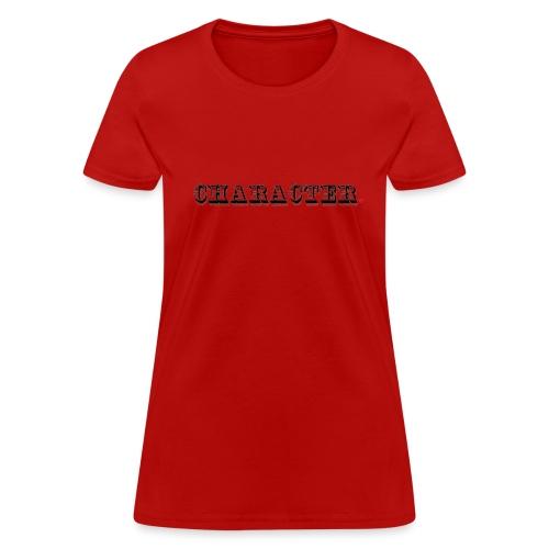 Character Life Hack - Women's T-Shirt