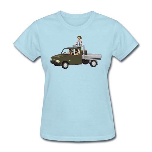 Pleasure Mobile - Women's T-Shirt