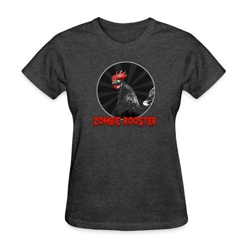 zombierooster - Women's T-Shirt
