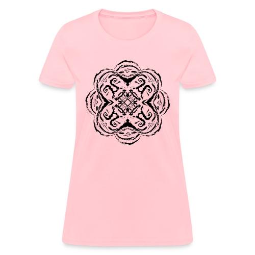 An Atomy black - Women's T-Shirt