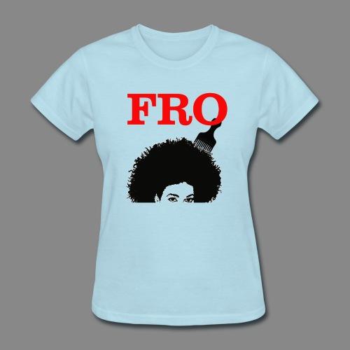 Fro - Women's T-Shirt