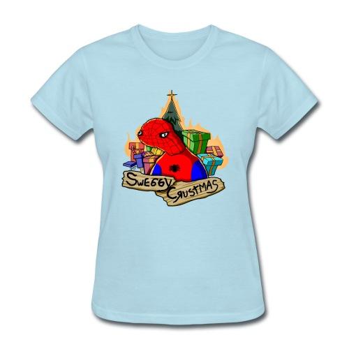 spoderman tshirt2 png - Women's T-Shirt