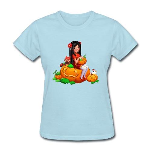 finalsforkim png - Women's T-Shirt