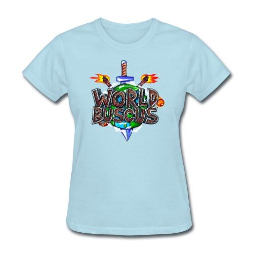 world2 - Women's T-Shirt