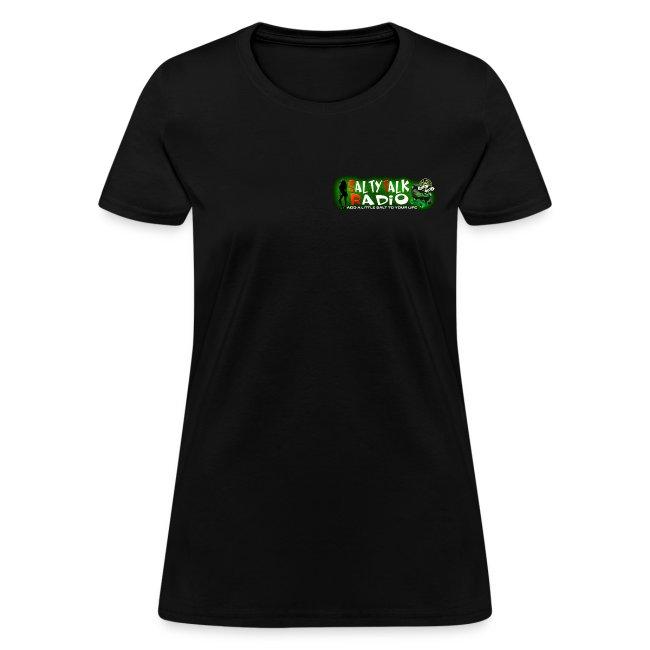 derby girls tshirt front transparent png