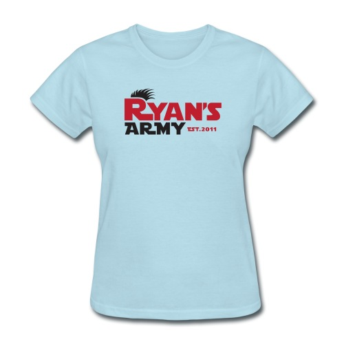 ryans army logo3 - Women's T-Shirt