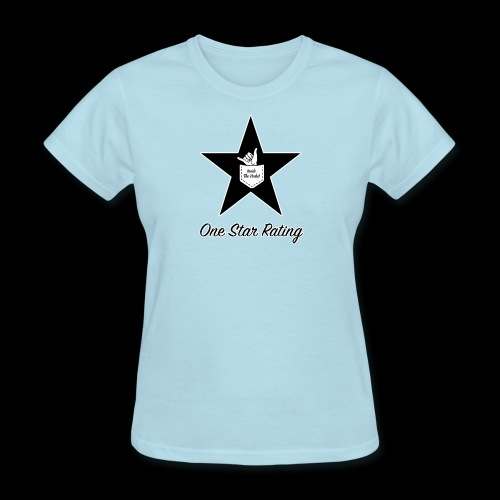 One Star Rating - Women's T-Shirt