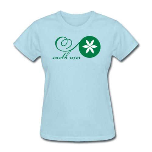 earthuser - Women's T-Shirt