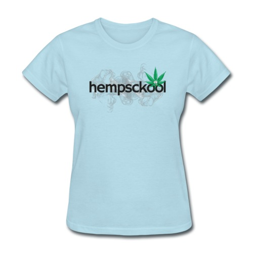 The HempSckool - Women's T-Shirt