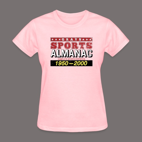 Grays Sports Almanac - Women's T-Shirt