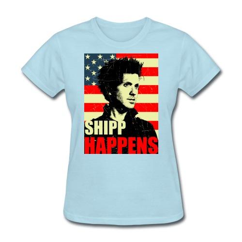 shipphappensshirt - Women's T-Shirt