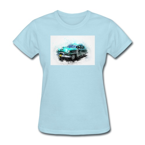 Crusen - Women's T-Shirt