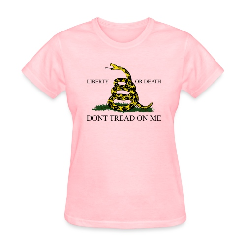 donttread1 - Women's T-Shirt