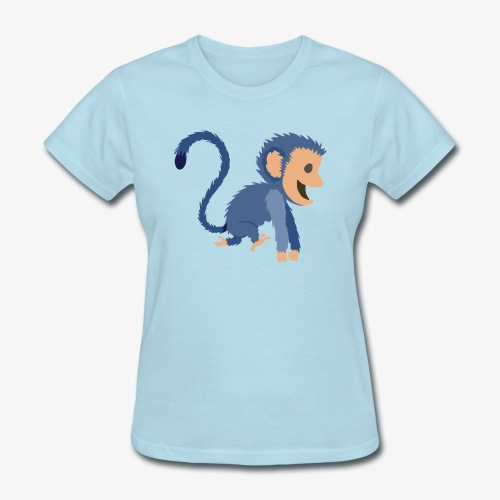 Monkey - Women's T-Shirt