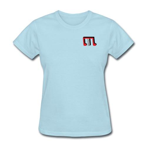 Red TP M - Women's T-Shirt