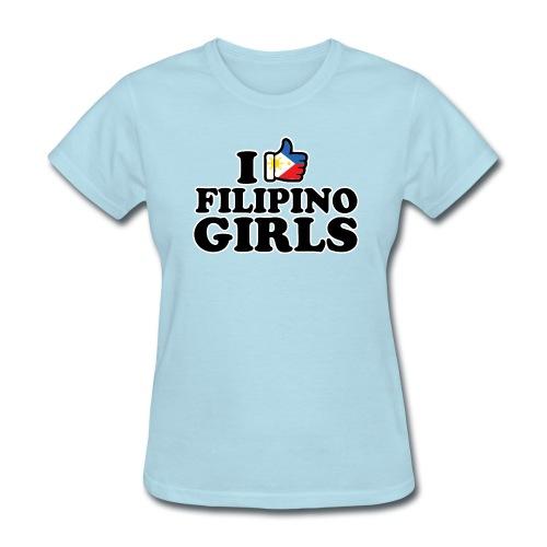 fd likegirls - Women's T-Shirt