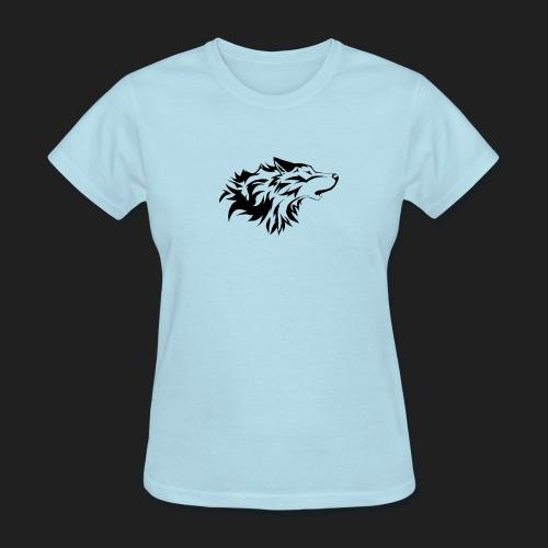 wolfelogo0 png - Women's T-Shirt