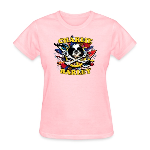 charlie - Women's T-Shirt