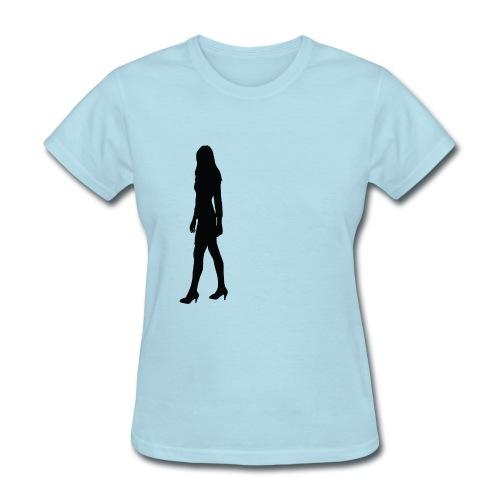 thin - Women's T-Shirt
