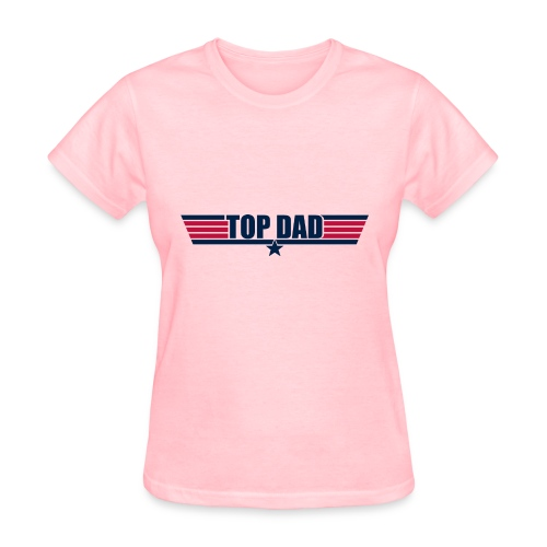 Top Dad - Women's T-Shirt