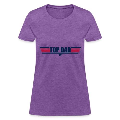 Top Dad - Women's T-Shirt