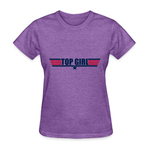 Top Girl - Women's T-Shirt