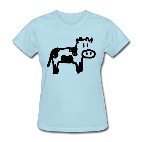 Cow - Women's T-Shirt