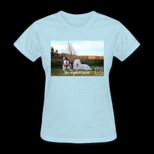 The WaterWolves ORCode - Women's T-Shirt