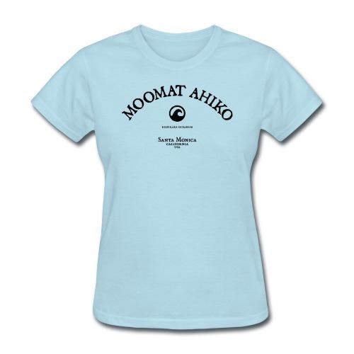 Moomat Ahiko classic black 1 - Women's T-Shirt