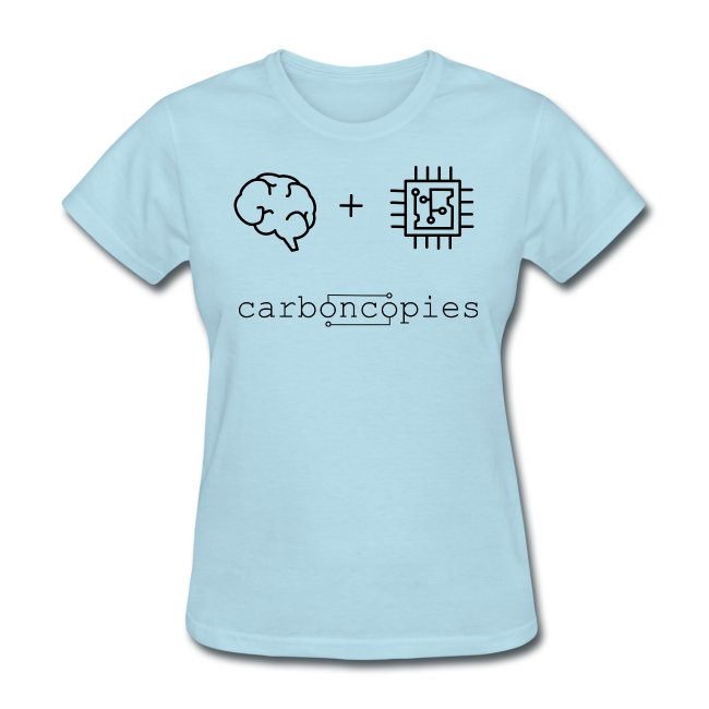 Carboncopies T-Shirt (Black)