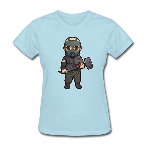 Nukem Hammer - Women's T-Shirt