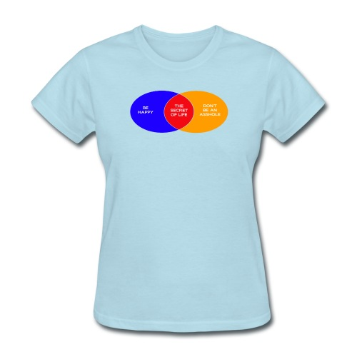 Secret of Life - Women's T-Shirt