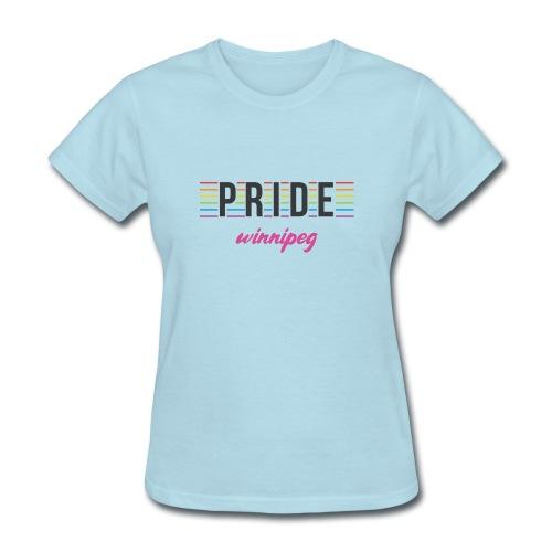 Pride Winnipeg - Women's T-Shirt