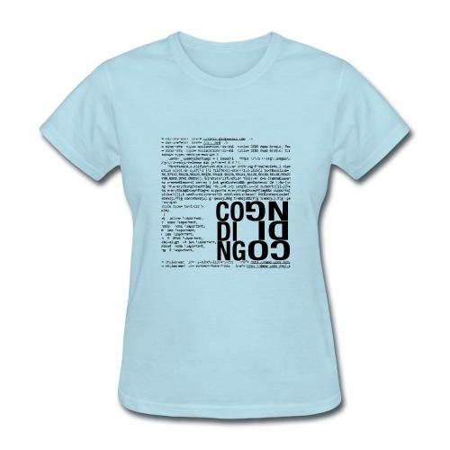 Coding - Women's T-Shirt
