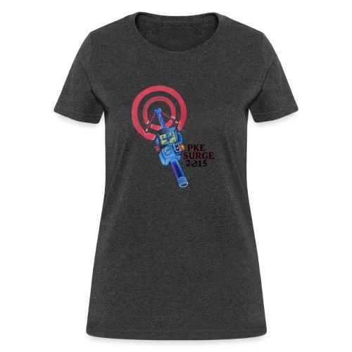 PKE Meter - Women's T-Shirt
