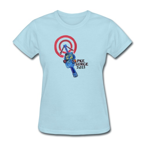 PKE Meter - Women's T-Shirt