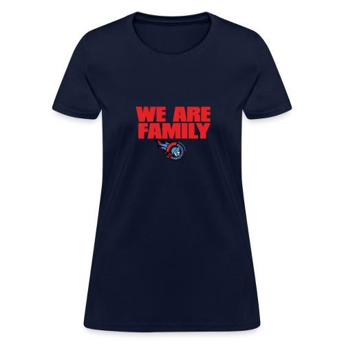 wearefamilyconstitution - Women's T-Shirt