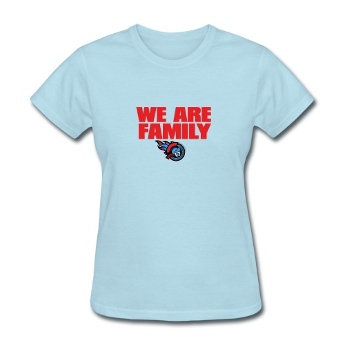 wearefamilyconstitution - Women's T-Shirt