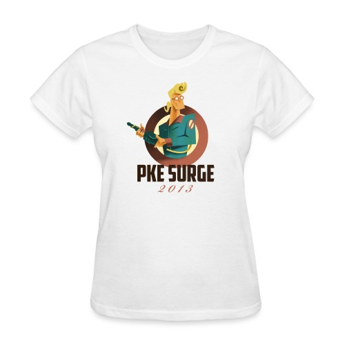 PKE Surge 2013 - Women's T-Shirt