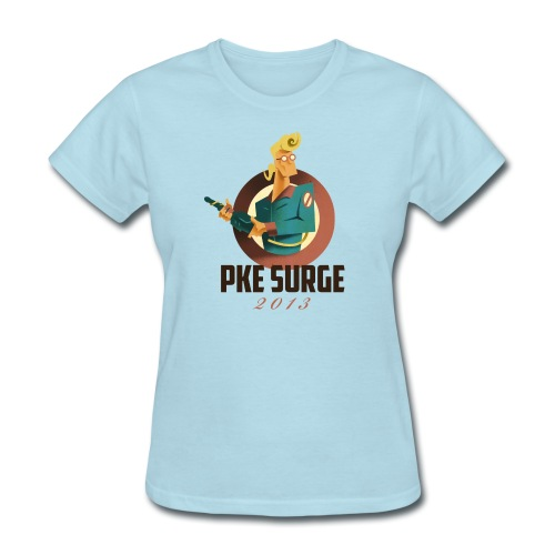 PKE Surge 2013 - Women's T-Shirt