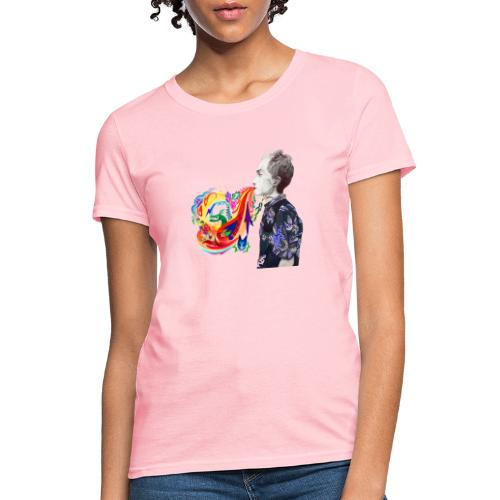 Breathe Cover Art - Women's T-Shirt