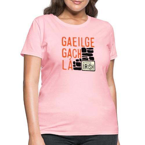 Bitesize Irish Merchandise - Women's T-Shirt