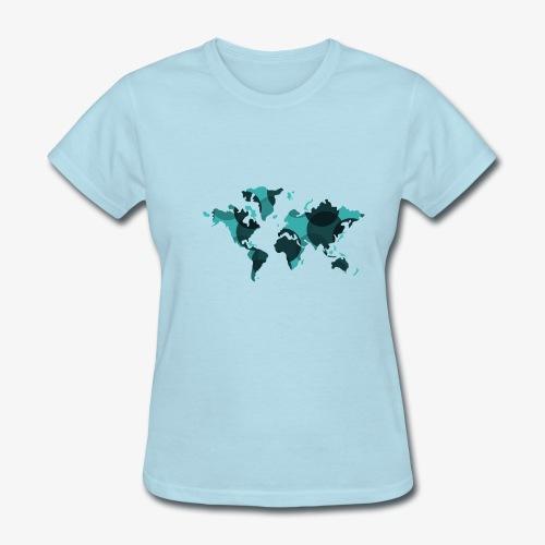 Artsy Earth - Women's T-Shirt