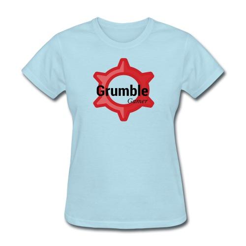 GrumbleGamer18 logo - Women's T-Shirt