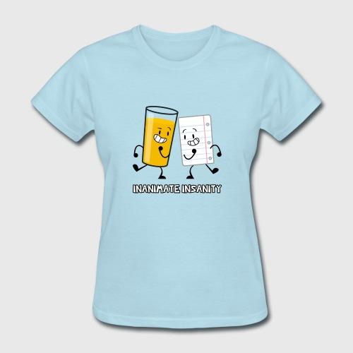 OJ Paper Duo - Women's T-Shirt